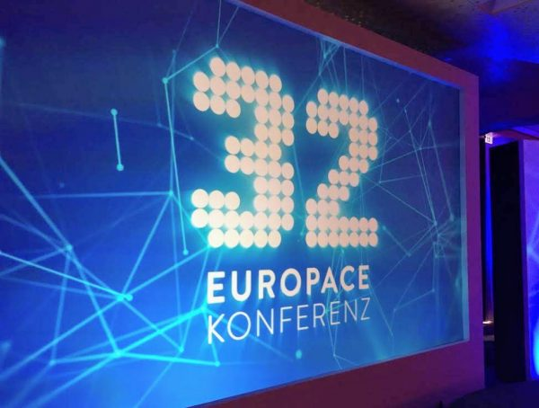 Bild Logo 32 EUROPACE Konferenz