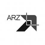 Logo ARZ schwarzweiß