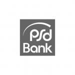 Logo PSD Bank schwarzweiß