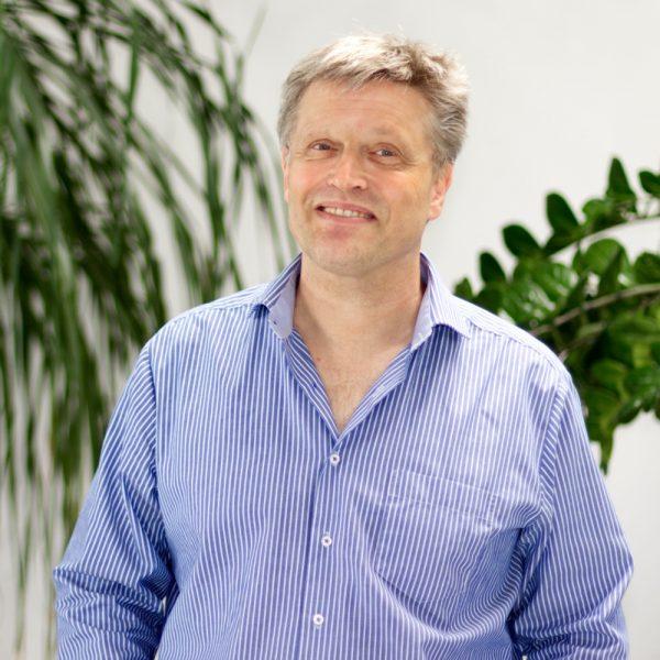 Portrait Ulrich bei ECON Application