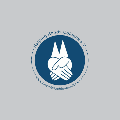 Logo Helping Hands Cologne e.V.