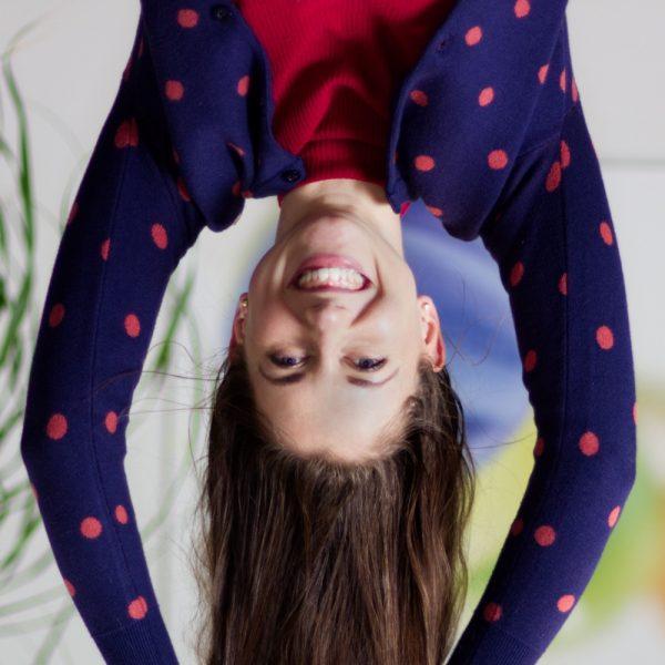 Portrait Verginia Grimasse bei ECON Application