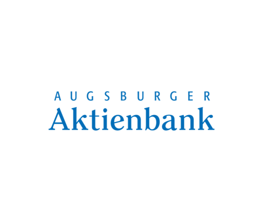 Logo Augsburger Aktienbank farbig