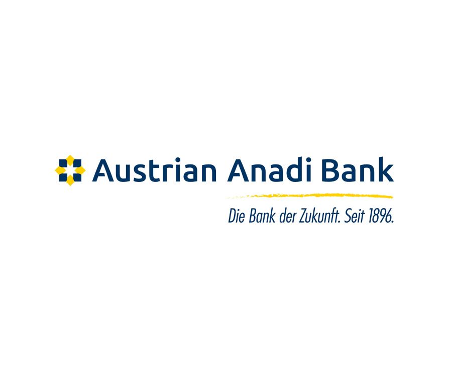 Logo Austrian Anadi Bank farbig