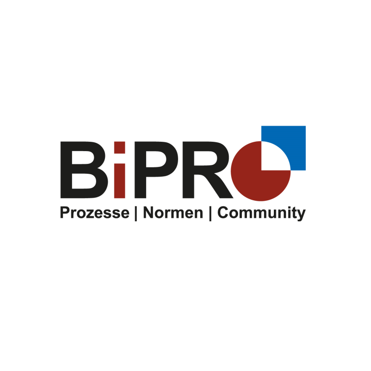 Logo BiPRO farbig