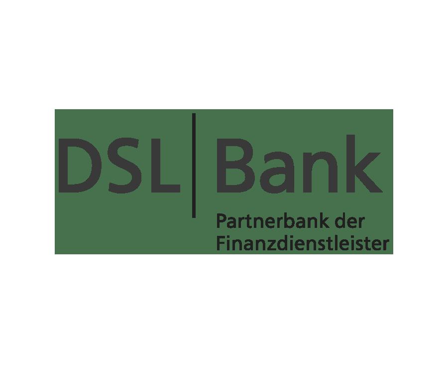 Logo DSL Bank schwarzweiß