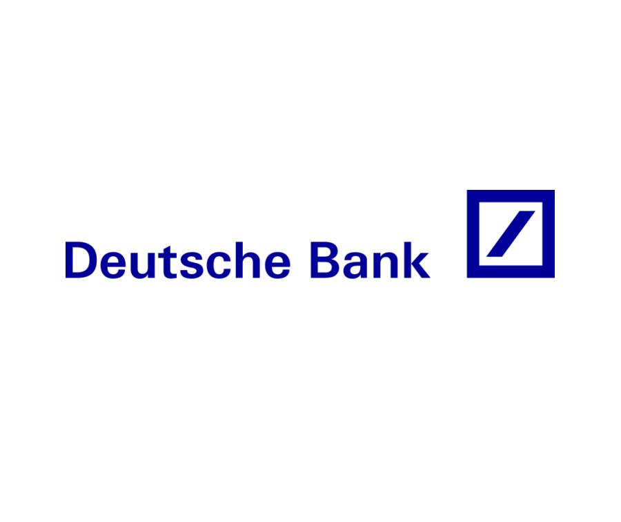 Logo Deutsche Bank farbig