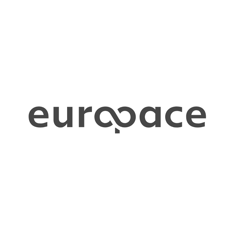 Logo Europace schwarzweiß