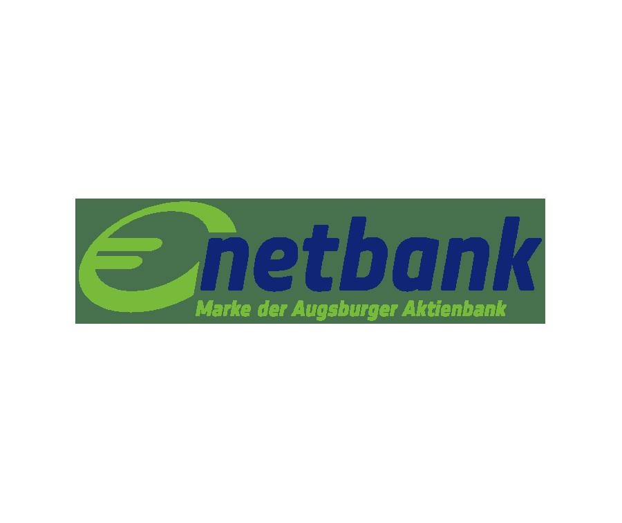 Logo Netbank Augsburger Aktienbank farbig