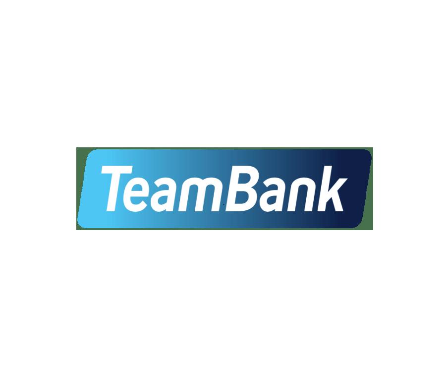 Logo Teambank farbig