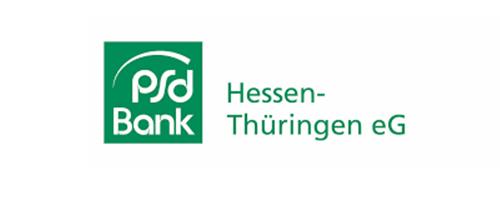 Logo PSD Bank Hessen-Thüringen eG