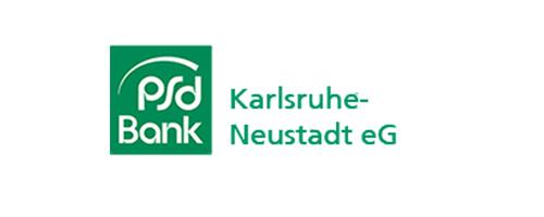 Logo PSD Bank Karlsruhe-Neustadt eG