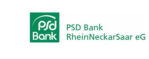 Logo PSD Bank RheinNeckarSaar eG