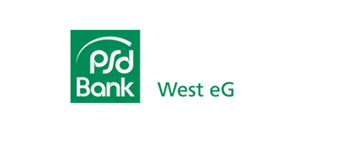 Logo PSD Bank West eG