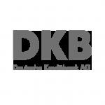 Logo Deutsche Kreditbank AG schwarzweiß